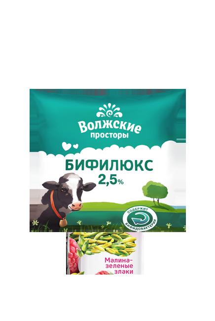 Бифилюкс 2,5%, 450 г