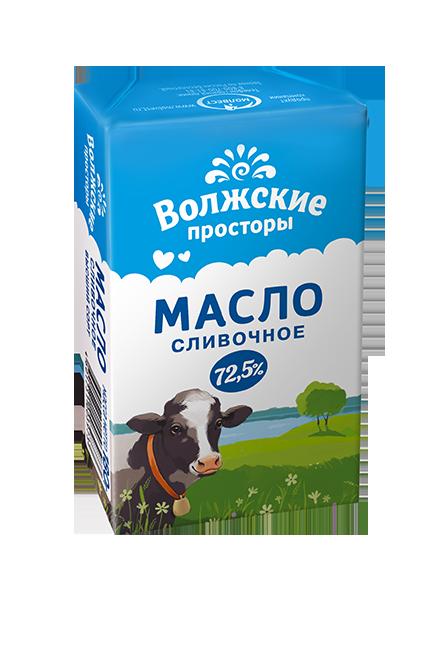 Масло сливочное 72,5%, 180г
